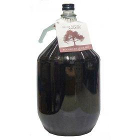 SOLO SU ROMA ! - Dama vino rosso amabile 5 litri