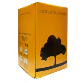 SOLO SU ROMA ! Bag In box vino bianco secco 10 litri