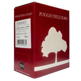 Bag In box vino rosso secco 5 litri - CONFEZIONE 4 BIB
